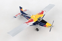 The Flying Bulls Pilatus PC-6 Turbo Porter - OE-EMD (1:72), Herpa 1:72 Item Number HE580304