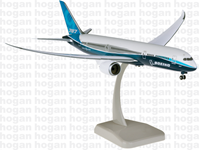 Boeing 787-9 House Colors (1:200) Straight Wing