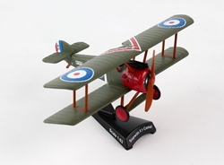 Sopwith Camel (1:63) by Model Power Diecast Planes item number: MP5350-2