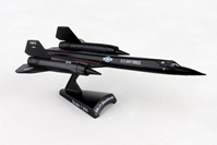 SR-71 Blackbird (1:200) by Model Power Diecast Planes item number: MP5389