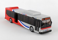 Washington Dc Metro Single Bus