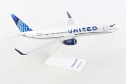 "United Airlines 737-800 2019 ""New Livery"" (1:200)"