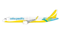 Cebu Pacific A321neo RP-C4118 (1:400) by GeminiJets 400 Diecast Airliners Model number GJCEB4321