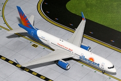 Allegiant B757-200 with Winglets, N902NV (1:200), GeminiJets 200 Diecast Airliners, Item Number G2AAY467
