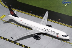 Air Canada A321-200 New Livery C-GJWO (1:200), GeminiJets 200 Diecast Airliners, Item Number G2ACA673