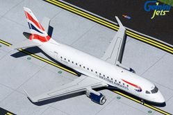 British Airways CityFlyer E170STD G-LCYG (1:200)