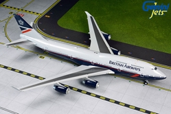 British Airways B747-400 retro Landor livery G-BNLY (1:200) by GeminiJets 200 Diecast Airliners