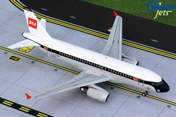 British Airways A319 G-EUPJ BEA retro livery (1:200)