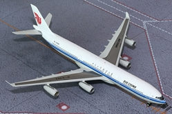 Air China A340-300 B-2389 (1:200), GeminiJets 200 Diecast Airliners, Item Number G2CCA377
