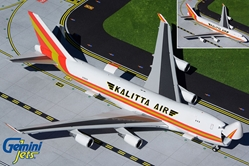 Kalitta Air B747-400ERF N782CK (Interactive Series) (1:200)