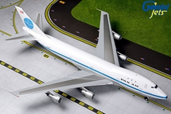"Pan Am B747-100 ""Delivery Livery, Polished"" N734PA (1:200) by GeminiJets 200 Diecast Airliners Item Number: G2PAA790"