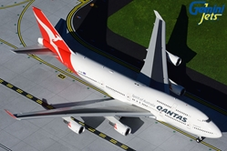 Qantas Airways B747-400ER VH-OEH ?Hervey Bay? (1:200)