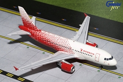 Rossiya A319 New Livery VQ-BCO (1:200), GeminiJets 200 Diecast Airliners, Item Number G2SDM650