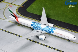 "Emirates B777-300ER A6-EPK ""Expo 2020"" Blue Baubles (1:200)"
