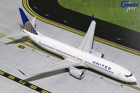 United Airlines B737 MAX 9 N67501 (1:200) - New Mould, GeminiJets 200 Diecast Airliners, Item Number G2UAL752