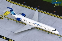 United Express / GoJet CRJ550 N504GJ new livery (1:200)