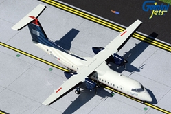 US Airways Express Dash 8 300 N326EN final livery (1:200)