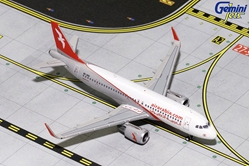 Air Arabia A320-200 Sharklets A6-A0A (1:400), GeminiJets 400 Diecast Airliners Item Number GJABY1436
