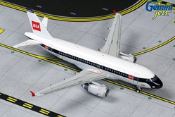 British Airways A319 retro BEA livery G-EUPJ (1:400) by GeminiJets 400 Diecast Airliners