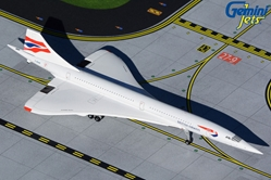 British Airways Concorde G-BOAB (1:400)
