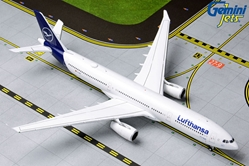 Lufthansa A330-300 New Livery D-AIKO (1:400) by GeminiJets 400 Diecast Airliners Item Number: GJDLH1831