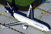 Lufthansa Cargo MD-11F D-ALCD (new livery) (1:400)