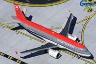 Northwest A320 N365NW bowling shoe livery (1:400)
