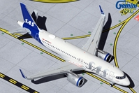 Scandinavian Airlines (SAS) A320 SE-ROH New Livery (1:400)