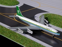 Saudia Airlines B707 HZ-ACG (1:400) by GeminiJets