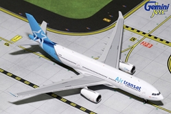 Air Transat A330-200 2018 Livery C-GTSN (1:400), GeminiJets 400 Diecast Airliners Item Number GJTSC1744