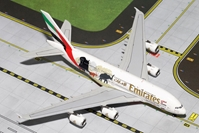 "Emirates Airbus A380 ""United for Wildlife"" A6-EDG (1:400)"