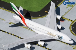 Emirates A380 A6-EEH UAE in Space livery (1:400)