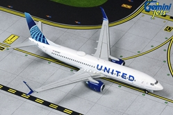 United Airlines 737-800 (1:400) by GeminiJets, Item Number: GJUAL1803