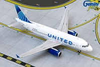 United A319 N876UA (new livery) (1:400)
