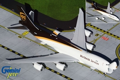 UPS B747-8F N606UP Interactive Series (1:400)