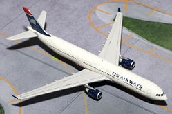 "US Airways A330-300 ""N274AY"" (1:400), GeminiJets 400 Diecast Airliners Item Number GJUSA1142"