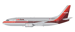 USAir B737-300 (polished 1980s livery) (1:200)