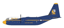 U.S. Marines Blue Angels C-130J Hercules 170000 Fat Albert (1:400)