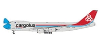 "Cargolux B747-8F LX-VCF ""Not Without My Mask"" (1:400)"