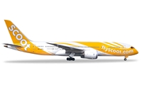 Scoot Boeing 787-8 Dreamliner (1:500)
