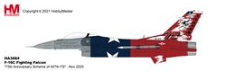 "F-16C Fighting Falcon ""75th Anniversary Scheme of 457th FS"" , Nov 2020 (1:72)"