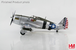 "P-47D Thunderbolt Die Cast Model ""Bonnie,"" 460th FS, 348th FG, Philippines 1945 (1:48)"