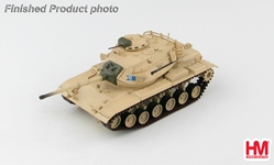 M60A3 Patton Tank Die Cast Model Egyptian Army, Cairo 2011 (1:72) by Hobby Master Diecast Military Armor Item Number: HG5610