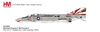 "F-4B Phantom II Die Cast Model VF-111 ""Sundowners"", USS Coral Sea, 1970s (1:72)"