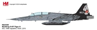 F-5T Tiger II Die Cast Model 144th Squadron, RSAF, 2015 (1:72)