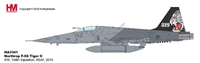 F-5S Tiger II Die Cast Model 144th Squadron, RSAF, 2015 (1:72)