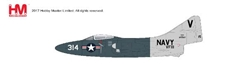 F9F-5 Panther, VF-111, USS Lake Champlain, July 1953 (1:48), Hobby Master Diecast Airplanes Item Number HA7209