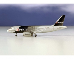 Spirit Airlines A319 N525NK (1:400)