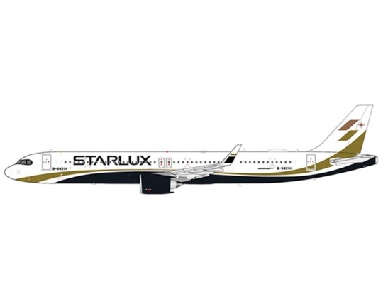 Starlux A321NEO B-58201 with Stand (1:200)