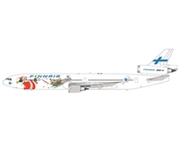 "Finnair MD-11 ""Santa Clause"" OH-LDC w/Stand (1:200)"